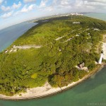 Aerial Photo of Key Biscayne