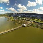 Aerial Photo of Orlando Pier