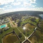 Aerial Photo fo Orlando Pier Park