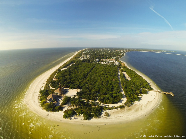 Sanibel Island Aerial Photo